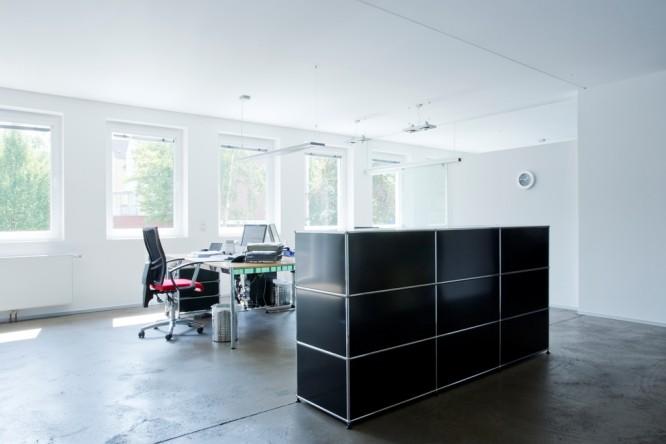 Die Büroräume unseres Firmenhauptsitzes
